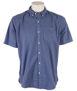 Volcom Weirdoh Faded Shirt Stormy Blue