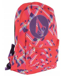 Volcom Well Armed Backpack Red