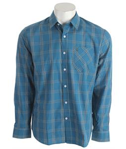 Volcom Why Factor Plaid L/S Shirt