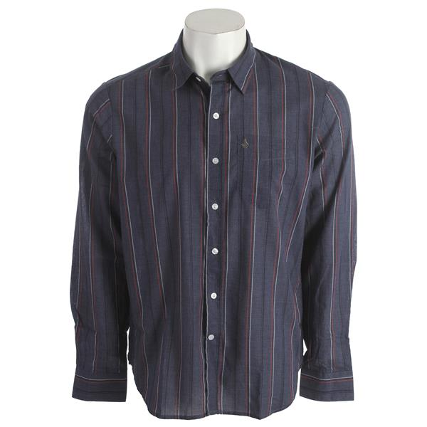 Volcom Why Factor Stripe L/S Shirt