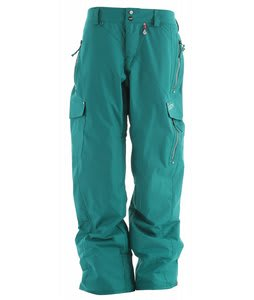 Volcom Wild Insulated Snowboard Pants Cosmic Blue
