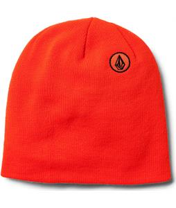 Volcom Woolcott Beanie Orange