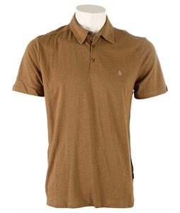 Volcom Wowzer Polo Bronzew Heather