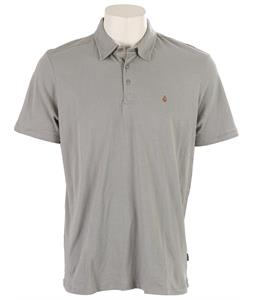 Volcom Wowzer Polo Silver Heather