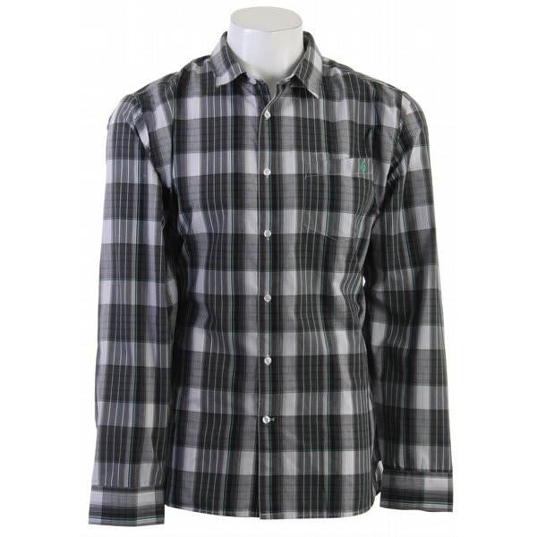 Volcom X Factor Plaid L/S Shirt