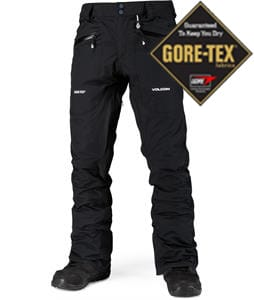 Volcom X-Type Gore-Tex Snowboard Pants Black