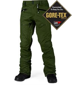 Volcom X-Type Gore-Tex Snowboard Pants Forest