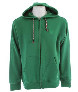 Volcom Zeffer Hoodie Green