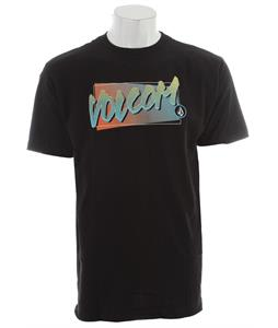 Volcom V Core T-Shirt Black