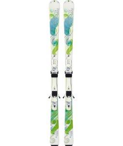 Volkl Adora Skis w/ Essenza 3Motion Tp 10.0 Bindings