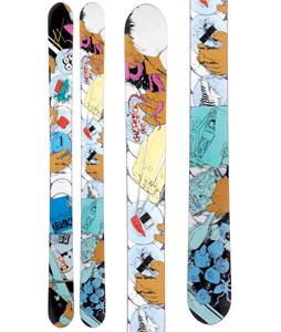 Volkl Chopstick Skis White