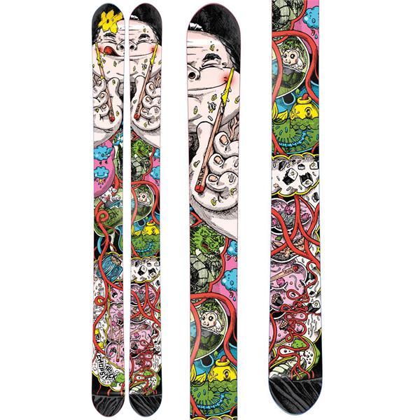 Volkl Chopstick Skis