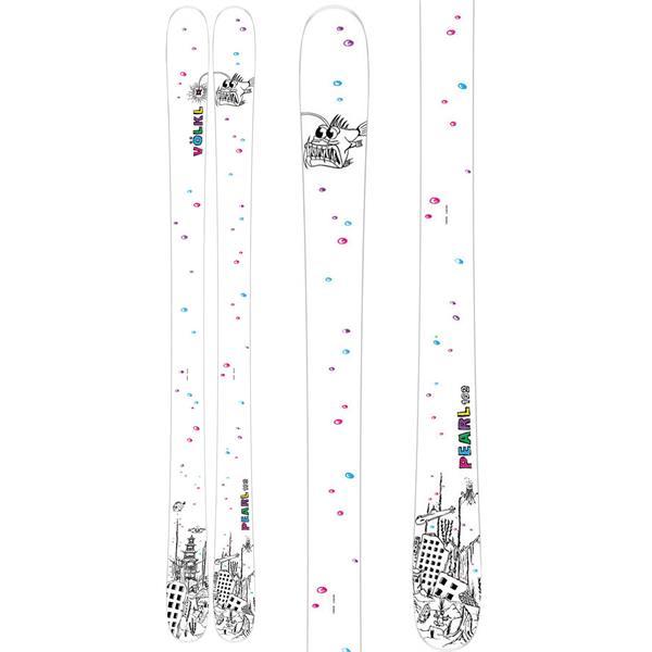 Volkl Pearl Skis