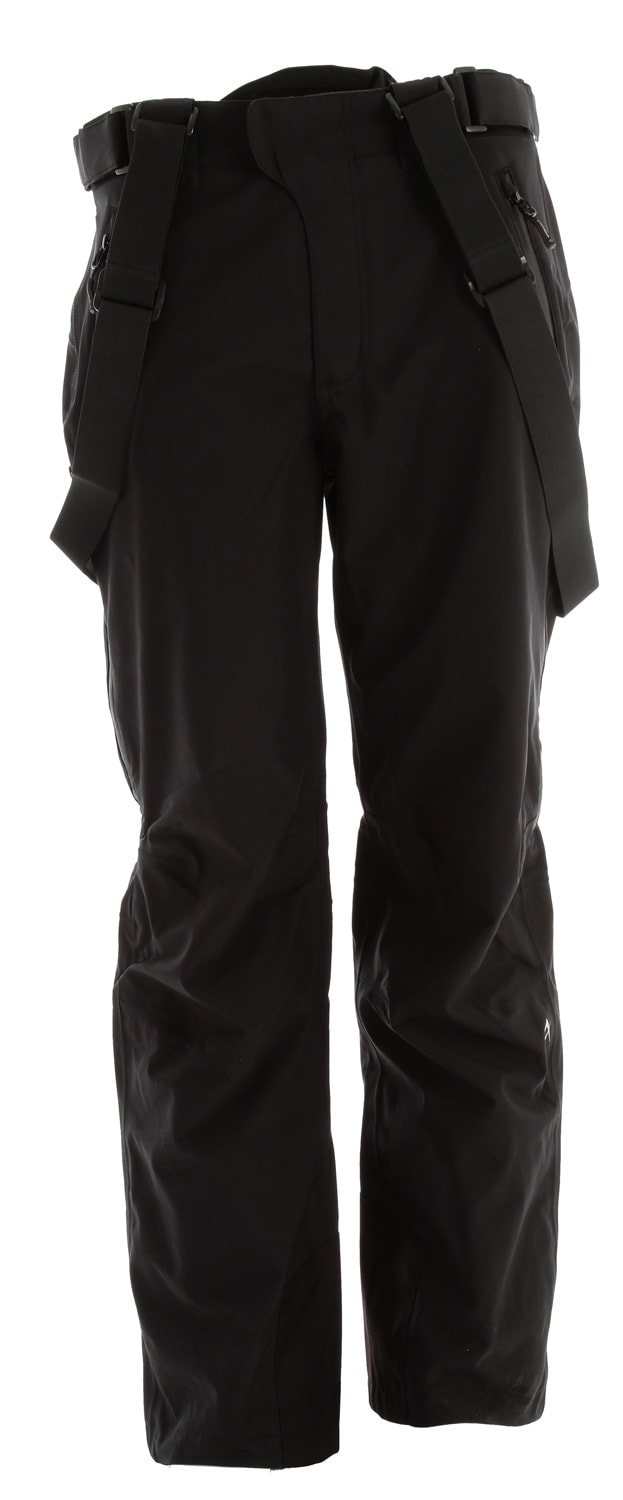 Shop for Volkl Pro Team Pro Fit Ski Pants Black - Men's