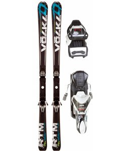 Volkl RTM 75iS Skis w/ 4Motion 11.0 TC Bindings
