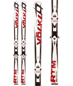Volkl RTM 80 Skis w/ iPT Wide Ride 12.0 D Bindings