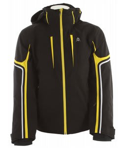 Volkl Team Speed Ski Jacket Black/Yellow