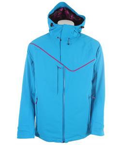 Volkl Ultar Peak Ski Jacket Sky Blue
