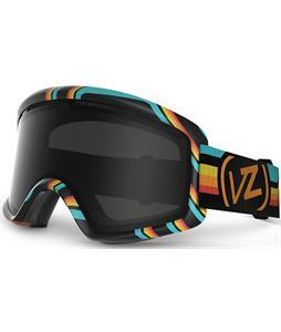 Vonzipper Beefy Goggles Black/Blackout Lens