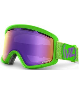 Vonzipper Beefy Goggles Lime/Meteor Chrome Lens