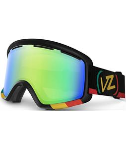 Vonzipper Beefy Goggles Vibrations/Quasar Chrome Lens