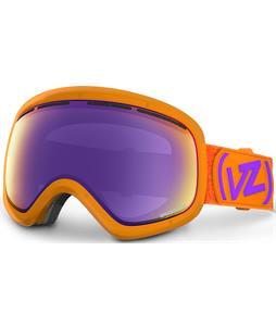 Vonzipper Skylab Goggles Tangerine/Meteor Chrome Lens