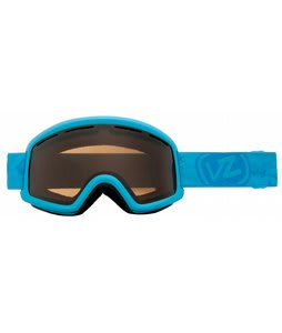 Vonzipper Beefy Goggles Blue Satin/Bronze Lens