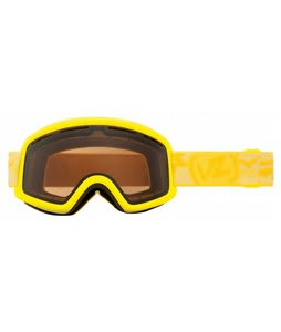 Vonzipper Beefy Goggles Lemondrop Satin/Bronze Lens