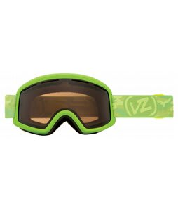 Vonzipper Beefy Goggles Lime Satin/Bronze Lens
