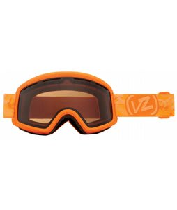 Vonzipper Beefy Goggles Tangerine Satin/Bronze Lens