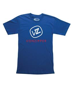 Vonzipper Dano T-Shirt Royal
