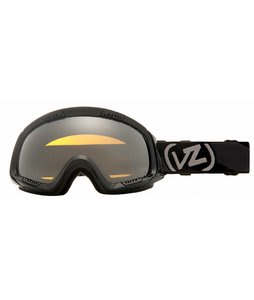 Vonzipper Feenom Goggles Black Gloss/Bronze Chrome Lens