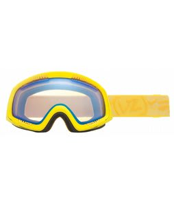 Vonzipper Feenom Goggles Lemondrop Satin/Yellow Chrome Lens
