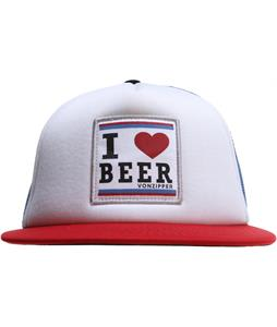 Vonzipper I Heart Beer Cap
