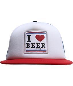 Vonzipper I Heart Beer Cap