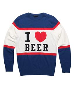 Vonzipper I Heart Beer Sweater