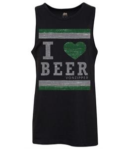 Vonzipper I Heart Beer Tank