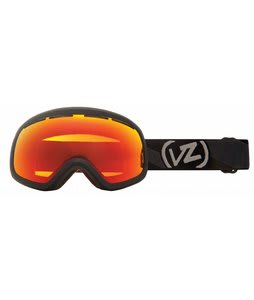 Vonzipper Skylab Goggles Black Satin/Fire Chrome Lens