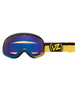 Vonzipper Skylab Goggles Frosteez Blue Yellow/Astro Chrome Lens