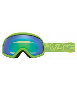 Vonzipper Skylab Goggles Lime Satin/Quasar Chrome Lens