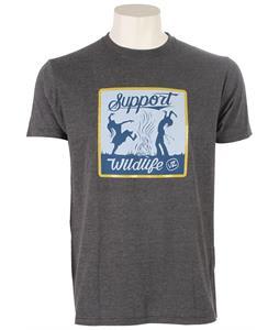 Vonzipper Support Wildlife T-Shirt