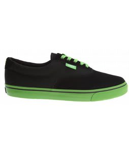 Vox Savey Skate Shoes Black/Green