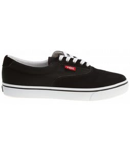 Vox Savey Skate Shoes Black/White