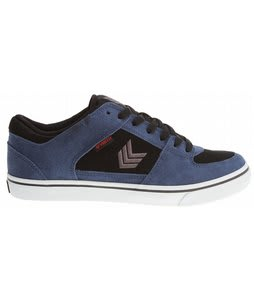 Vox Trooper+Relief Skate Shoes Navy/Black