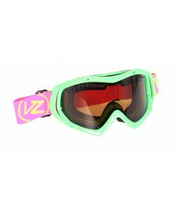 Vonzipper Bushwick Goggles Mashup Lime W/Bronze