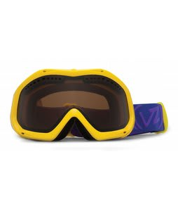 Vonzipper Bushwick Goggles Lemondrop/Bronze Lens