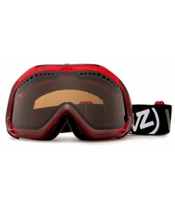 Vonzipper Bushwick Goggles Red/Bronze Lens