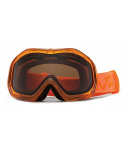 Vonzipper Bushwick Goggles Tangerine Translucent/Bronze Lens