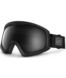 Vonzipper Feenom Goggles Satin Black/Black Chrome Lens