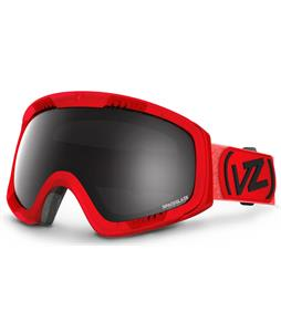 Vonzipper Feenom Goggles Red/Black Chrome Lens